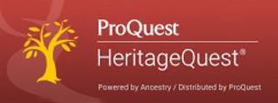 ProQuest HeritageQuest Banner